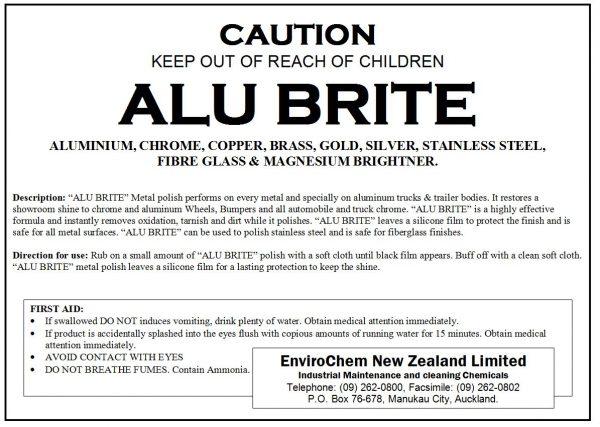 Alu Brigh