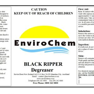 Black Ripper Degreaser