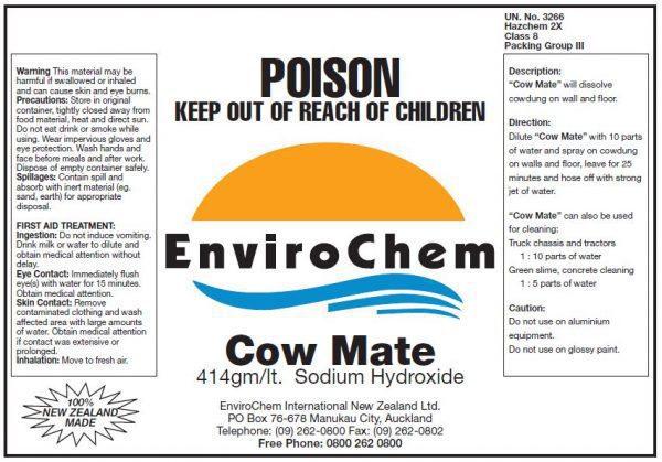 Cow Mate EnviroChem
