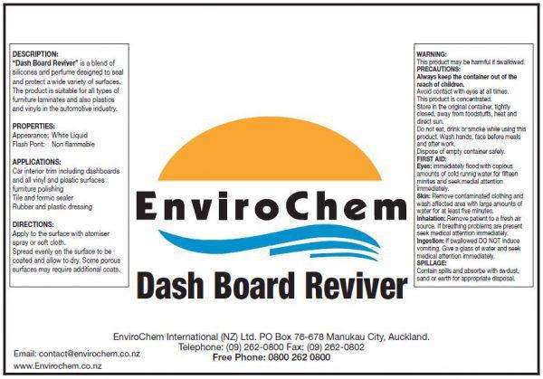 Dash Board Reviver EnviroChem