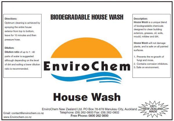 House Wash EnviroChem