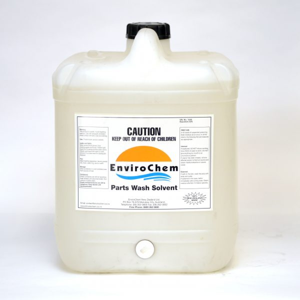 Parts Wash Solvent