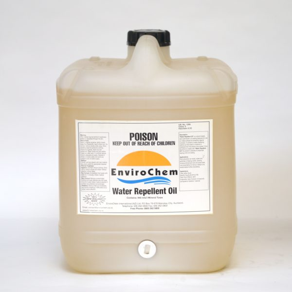 Water Repellent Oil