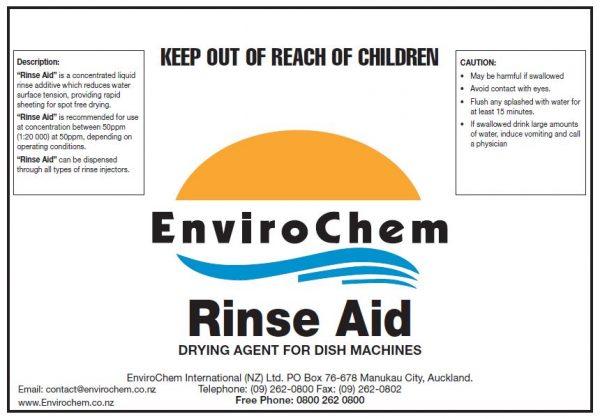RinseAid EnviroChem